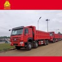 CNTCN Howo 12 wheels mining dump truck 50 tons loading with parts and warranty Manufactures