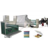 China Foam Sheet Disposable Food Box Machine By Wind Or Water Cooling ISO9001 on sale