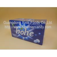 Portable Healthy Cool / Sweet Bohe Menthol Candy Low Energy ISO90001 Certificate Manufactures