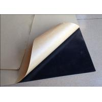 High Density PVC Sound Absorption Pad For Train Floor Damping Suspension Manufactures