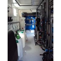 PLC 1000gpd Commercial RO Water Systems , Salt Water Desalination Systems Manufactures