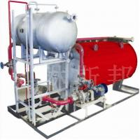 Electric Thermal Hot Oil Boiler For Metal / Construction , High Temperature Manufactures