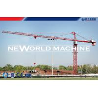 Superior Red Yellow Building Construction Tower Crane Hoist 10T Manufactures