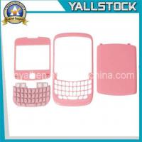 China Full Housing and Keypad /LCD Glass Lens /Battery Cover for Blackberry Curve 8520 -82008023 on sale