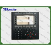Membrane switch keypad keyboard 03500B 0124-101 for Beijer Electronics AB Operator Interface E600 Manufactures