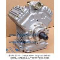 Bock FK40 655K Original Rebuilt Bock Compressor Assembly And FK40 655K Compressor Parts Manufactures