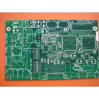 Immersion Silver 4 Layer Multilayer PCB Fabrication For Access Control / Printers Manufactures
