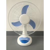90 Degree Oscillation AC Table Fan , Custom Color Table Fan For Home for sale