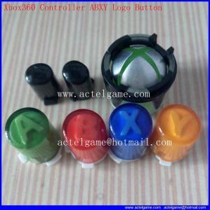 Xbox360 Controller ABXY Logo Button 7pcs repair parts Manufactures