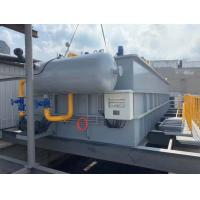 Buy cheap Combined Dissolved Air Flotation DAF For Industry Waste Water Capacity 40 M3 / H from wholesalers