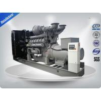 Projects Used Mega Diesel Genset / 1800 rpm Mitsubishi Engine Generator Set for Standby Power Manufactures