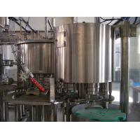 Automatic 500ml Juice Filling Machine , Liquor Beverage Filling Equipment Manufactures