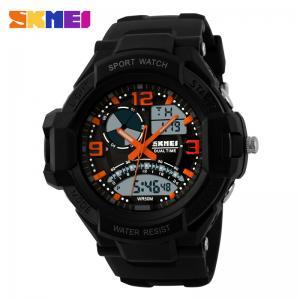 Mens Multifunction Digital Watch , Analog LCD Chronograph Sport Quartz Wrist Watch Manufactures