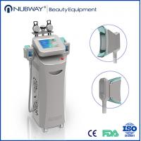 5 handles Cryo rf cavitation handles ABS material -15—5℃ cryolipolysis slimming machine Manufactures