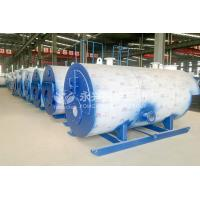 1.4Mw Gas Fired Steam Boiler Heating Hot Water Fire Tube Boiler Natural Circulation Manufactures