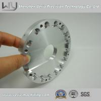 OEM High Precision CNC Aluminum Machining Parts / CNC Machine Part Al6061 HD32 Wire Guide Manufactures