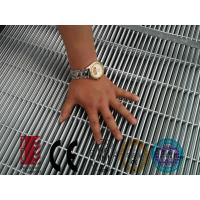 358 High Security Weld Wire Fence ,Powder Painted Mesh Fence Panels RAL 6005 ,9003 ,Anti Climb and Cut ,12.70mm x 76.20m Manufactures