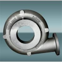 OEM 02 turbo body  ductile iron casting parts professional 180-210HB Manufactures