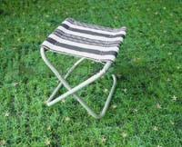 Mini fishing chair, folding camping chair, simple portable beach chair Manufactures