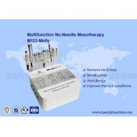 Portable no pain injection Needle Free Mesotherapy Machine For Skin Care Manufactures
