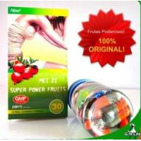 Meizi Super Power Fruit Slimming Diet Pill Herbal Weight Loss Pills Manufactures