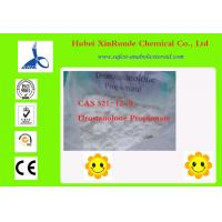 Raw Powder Cutting Cycle Steroids  Masteron Drostanolone Propionate 521-12-0 Manufactures
