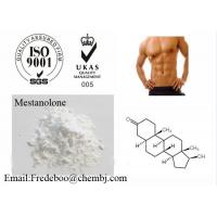 High Purity Mestanolone White Powder Muscle Building Anabolic Steroid CAS 521-11-9 Manufactures