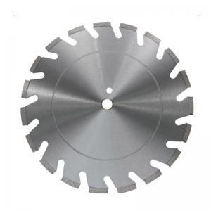 Wide U Slot Diamond Cutting Blade , Metal Bond Diamond Concrete Cutting Blades Manufactures