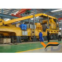 Coal Mining River Stone Mobile Cone Crusher Single Cylinder Hydraulic System for sale