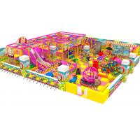 Quality Colorful Theme Kids Indoor Playground For Shopping Mall 1680 * 1000 * 350cm for sale