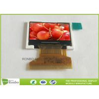 Quality Handheld PDA Small LCD Display 0.96 Inch 128x64 With SPI / MCU 8 Bit Interface for sale
