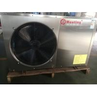 7kw House Heating Air Source Heat Pump With Staninless Steel Shell Wifi Function Support Manufactures