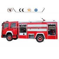 8 Ton Fire Pumper Truck Engine Equipment Manufactures