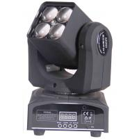 4 x10W High Brightness LED Beam Moving Head Light 540°/270° RoHS Manufactures