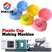 7800KN Clamping Force Energy Saving Injection Molding Machine For Plastic Caps Manufactures