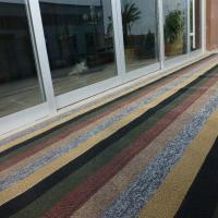 Woven Coir Doormat Rolling Style Thickness 12mm 13mm 15mm OEM Service Manufactures