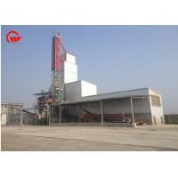 Stainless Steel Corn Dryer Machine Low Crack Rate Large Size WGH2000 Model Manufactures