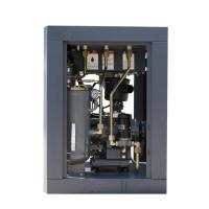 Industrial screw air compressor with servo motor inverter energy saving Manufactures