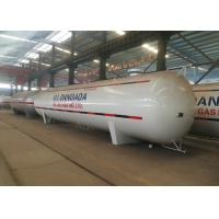 China Q345R Steel 50 Tons Propane Storage Tanks For LPG Cooking Gas Station Plant on sale