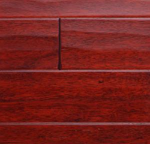 Padauk Hand Scraped Engineered Flooring (C4041E56) Manufactures