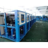 China Industrial Water Cooled Chiller Unit With Hermetic Scroll / Piston Type Compressor on sale