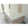 Buy cheap Wood Grain Poplar MDF Slatwall Panels , Decorative 15mm / 18mm 4 x 8 MDF Board from wholesalers