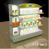acrylic cosmetic display showcase Manufactures