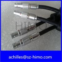 6 pin cable assembly lemo connector Manufactures