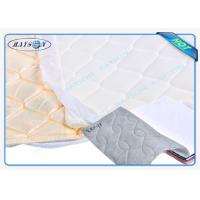 Blue / Beige / Green Polypropylene Non Woven Cloth Spunbonded For Packing Material Manufactures
