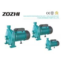 China High Flow Rate Centrifugal Booster Pump , 0.5-2.0hp self pumping water pump 2850RPM on sale