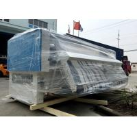 Buy cheap High Efficiency Automatic Laundry Folding Machine , Commercial Automatic Clothes from wholesalers