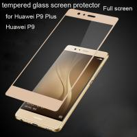 China HUAWEI P9 Plus Huawei P9 P9P best tempered glass screen protector Full screen anti glare on sale