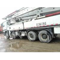 45m Used Construction SCHWING Concrete Pump Truck Original from Germany Manufactures