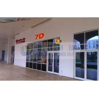 Oman Hottest 7D Movie Theater, 27 Seats 7D Cinema Equipment Manufactures